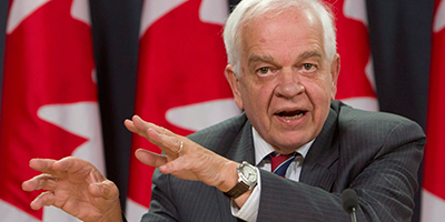 Filipinos have a fan in Canadian Immigration Minister John McCallum