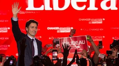 In 2015, Canadian voters elected Prime Minister Justin Trudeau, a leader with a vision for the country.