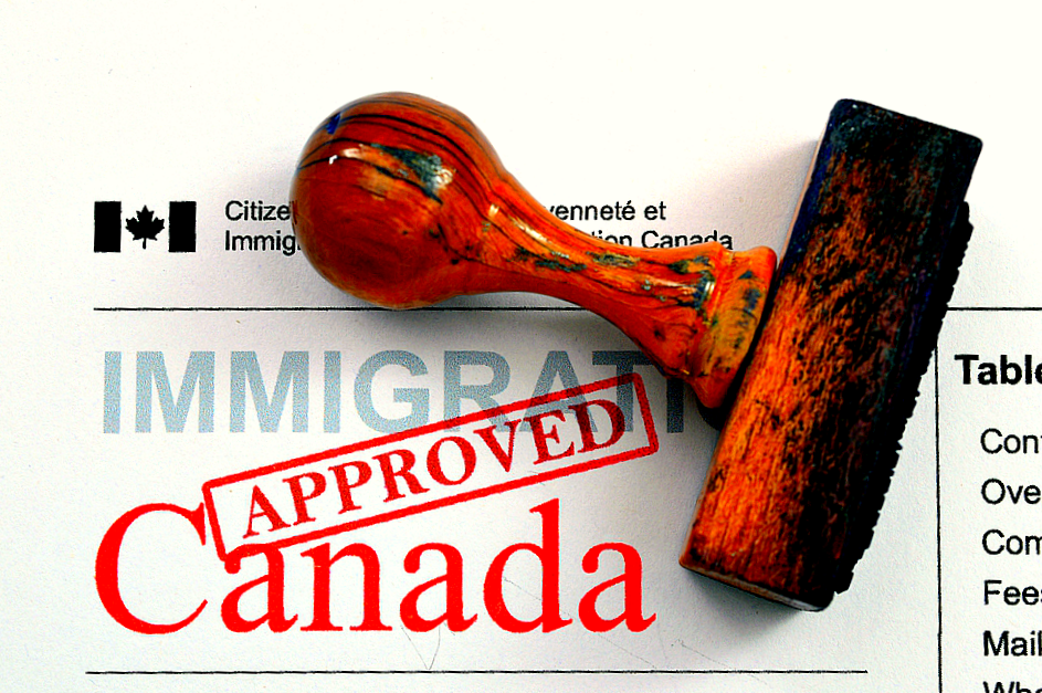 The number of citizenship applications received by the Canadian government has continued its dramatic downward trend