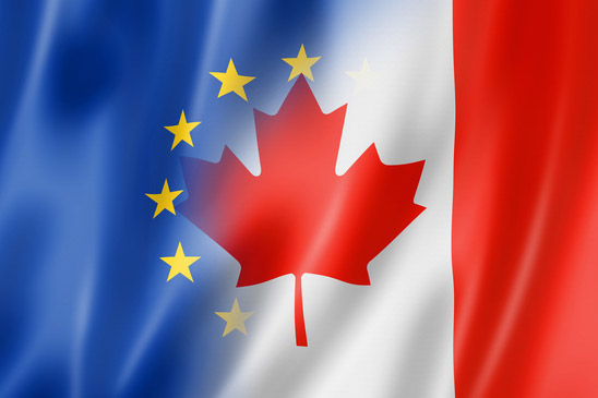 Canada's high stakes trade deal with the European Union has been thrown into doubt by the UK's surprise referendum result.