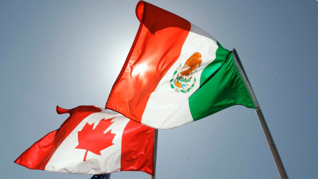 Mexican nationals can travel to Canada without the need for a visa from December 1, 2016