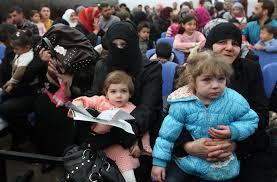 Le parrainage par le secteur privé des réfugiés syriens