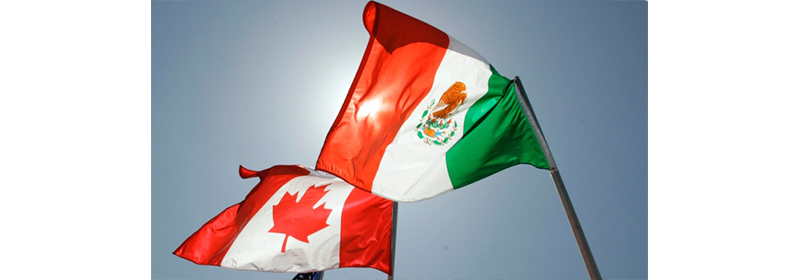 Canada's move to grant visa-free travel to Mexicans is further evidence the Liberal government is positioning itself to boost trade ties with Mexico and the wider Latin American bloc