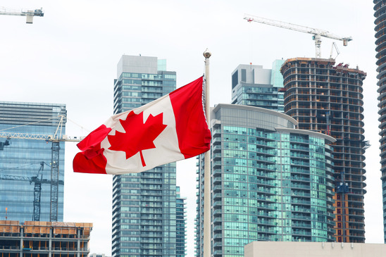 Canada received more than 320,000 immigrants in the last 12 months, the most it has received since 1971, when the current way of keeping records began.